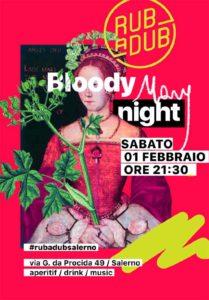 Bloody mary night